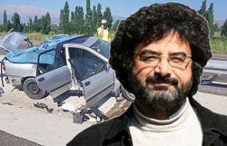Gazeteci Cüneyt Cebenoyan trafik kazasında hayatını...