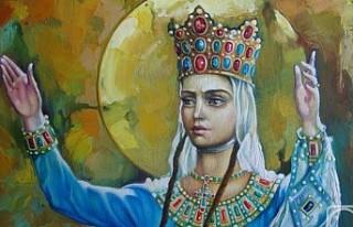 Prenses Tamara'nın mezarı Türkiye'de...