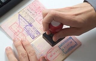 Rusya'ya vizelerin kalkması sevindirdi