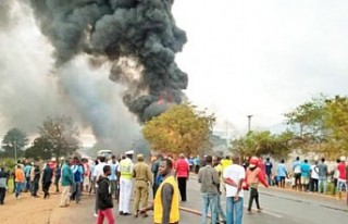 Tanzanya'da yakıt tankeri patladı