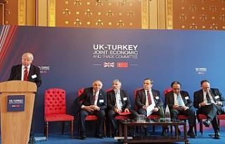 İngiltere-Türkiye İş Forumu yarın