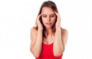 Sürekli baş ağrısı başka hastalığın habercisi...