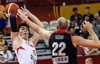 Basketbol A Milliler, Japonya'yı 86-67 mağlup...