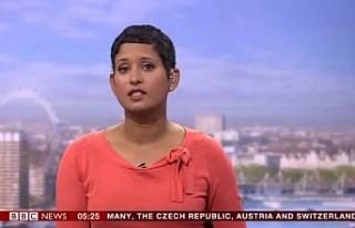 """BBC'nin, Irkçılığı Eleştiren Sunucuya """"Tarafsızlık""""..."""