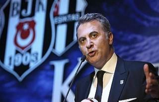Fikret Orman'dan Beşiktaş mesajı!