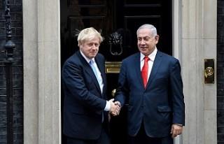 Boris Johnson, Pence ve Netanyahu ile görüştü