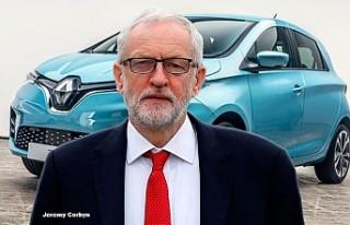Elektrikli araç için 60 milyar sterlin kredi