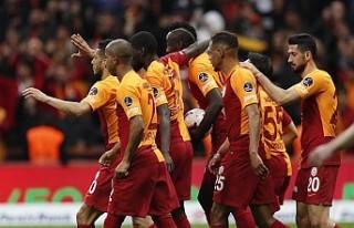 Galatasaray'ın UEFA Şampiyonlar Ligi kadrosu...