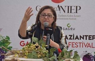Gastroantep Festivali Gaziantep'e çok yakıştı