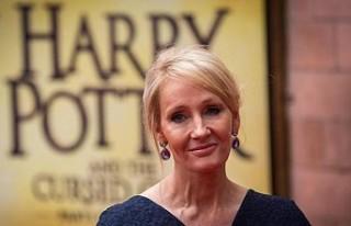 Harry Potter'ın yazarı JK Rowling, 15 milyon...