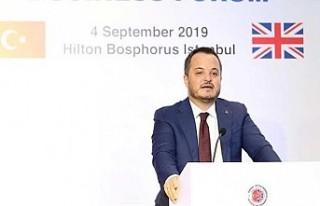 İngiliz yatırımcılara Türkiye'ye yatırım...