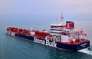 İran İngiltere'ye ait petrol tankerini serbest...