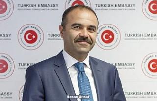 Londra Eğitim Müşaviri Ünsal'dan Ailelere 'Türkçe...