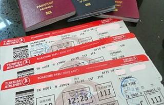 Türk Hava Yolları'ndan yolcularına sahte bilet...