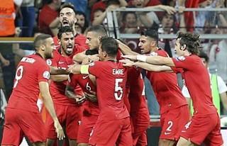 Türkiye, Andorra karşısında 89. dakikada golü...