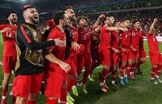 A Milli Futbol Takımı'nda Fransa maçı hazırlıkları...