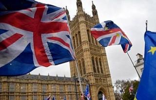 AB, İngiltere'yle ilgili Brexit kararını cuma...
