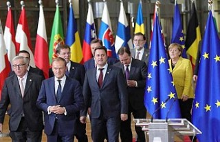 AB liderleri Brexit'i görüşecek