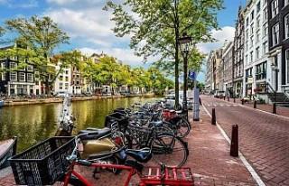 Amsterdam 'araçsız şehir' hedefi kapsamında...