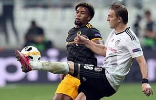 Beşiktaş uzatmada atılan golle kaybetti