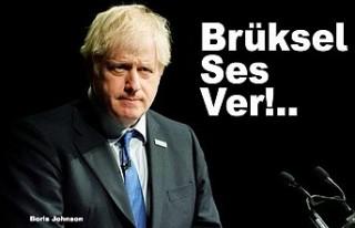 Boris Johnson AB'den ses bekliyor!