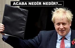 Boris Johnson'ın İlk Seçim Vaadi!