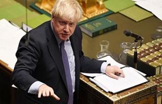 Boris Johnson yarışa önde başlıyor
