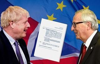 Bu Brexit Anlaşması İngiltere'yi bölecek