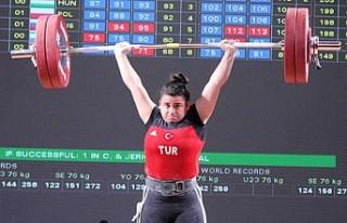 Dilara Narin Avrupa Şampiyonu