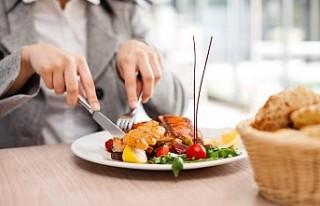 Dışarıda yemek yiyenler daha fazla kimyasala maruz...