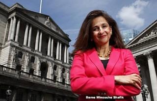 """Finans sektöründe kadınların """"üst düzey..."""