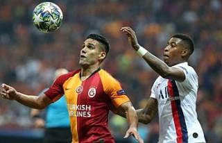 Galatasaray'ın çabası yetmedi, 3 puan Paris...