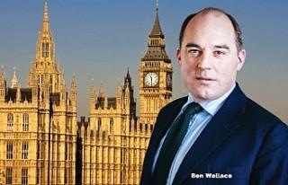 İngiliz Savunma Bakanı Barış Pınarı Harekatı...