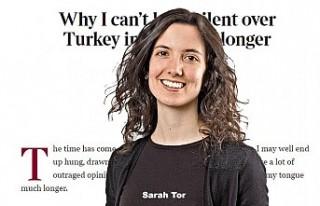 """İngiliz Times yazarı """"Barış Pınarı""""na..."""