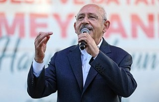 Kılıçdaroğlu'ndan 'Mutlu Kent'...