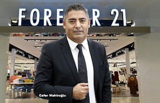 """Londra'daki Türk iş adamı Mahiroğlu """"Forever..."""