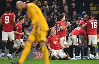 Manchester United, Lig Kupası'nda Chelsea'yi...