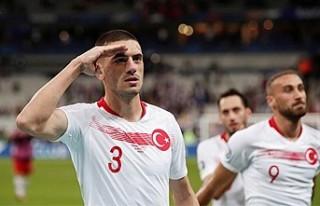 Merih Demiral ve Mert Günok UEFA'nın en iyi...