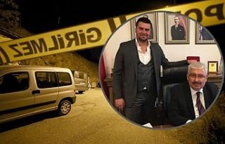 MHP'li Semih Yalçın'ın oğlu Ankara Kalesi'nden...