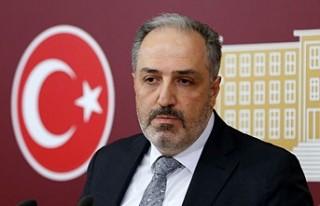 Mustafa Yeneroğlu partisinden istifa etti