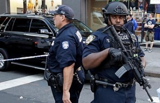 New York'ta 5 ayrı merkeze bomba tehdidi