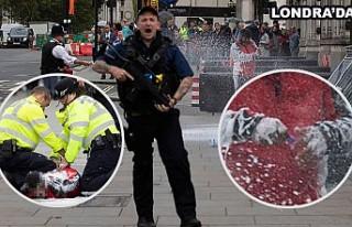 Park cezasına kızdı kendini İngiliz Parlamentosunun...