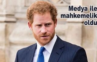 Prens Harry, 3 gazeteye dava açtı