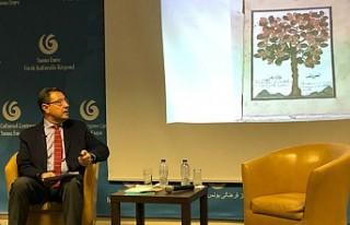 """Prof. Dr. Kalpaklı, Londra'da, """"Osmanlı'da..."""