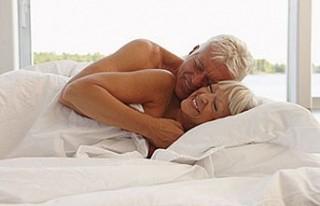 Seks ilerleyen yaşlarda daha kaliteli hale geliyor