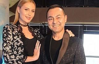 Serdar Ortaç'tan boşandığı eşi Chloe Loughnan'a...