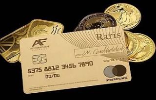 Süper zenginler için dünyanın ilk gerçek altın...