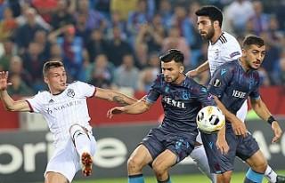 Trabzonspor, Basel'e karşı üstünlüğünü...