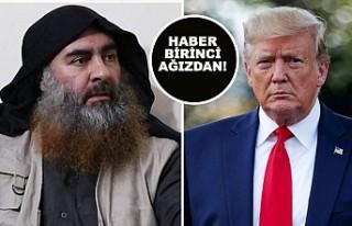 Trump, DEAŞ elebaşı Bağdadi'nin öldürüldüğünü...
