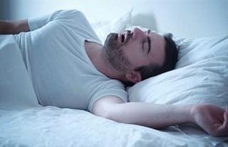 Uyku apnesi, gece ani ölümlere yol açabilen bir...